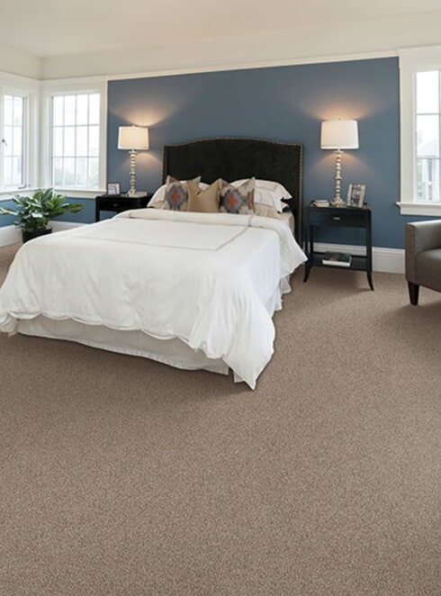 Carpet in Harris County TX from Spring Carpets
