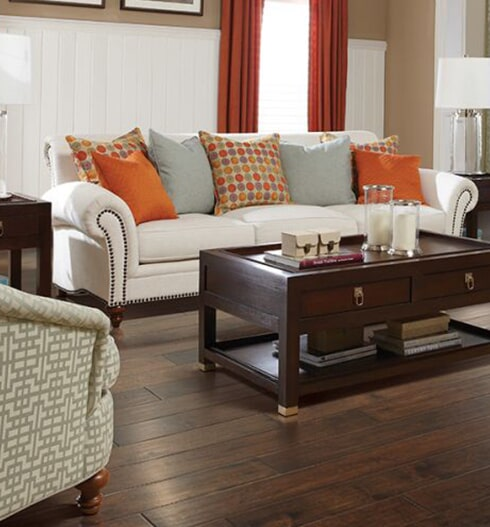 Hardwood Flooring in Harris County TX from Spring Carpets