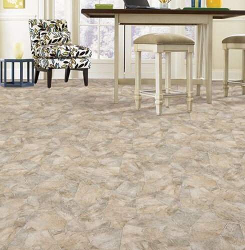Luxury Vinyl Flooring in Harris County TX from Spring Carpets