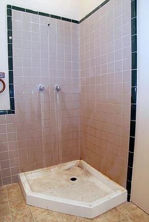 Before Shower Refinishing