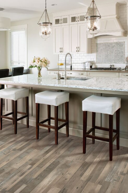 Lock in laminate floors in Norwood,  MA from Anselone Flooring