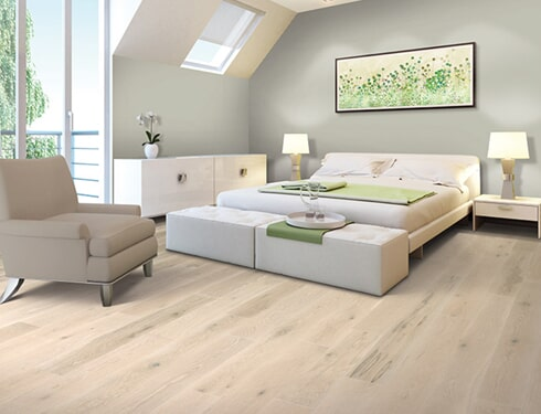 Environmental benefits of hardwood flooring in Monroe, NC and Rock Hill, SC from Outlook Flooring