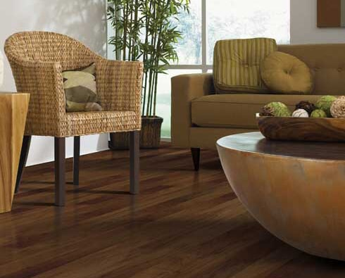Luxury wood floor in Rochester NY from Christian Flooring