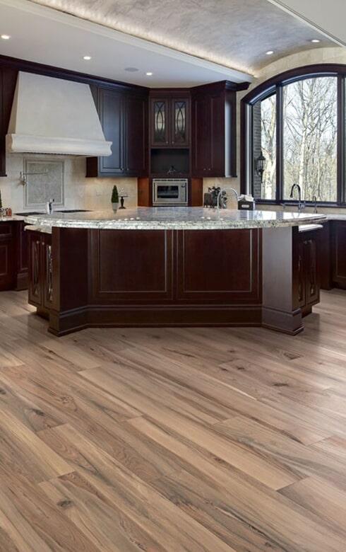Wood look tile flooring in Soquel, CA from Interior Vision Flooring & Design
