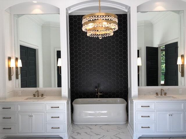 Master Bath remodel in Dothan, AL from Carpetland USA