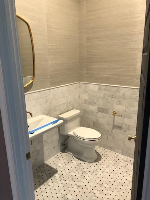 Powder Room remodel near Mariana FL