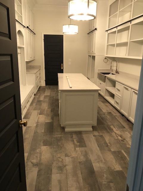 Laundry Room remodel near Eufaula, AL by Carpetland USA