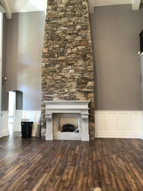 Living Room remodel near Eufaula, AL by Carpetland USA