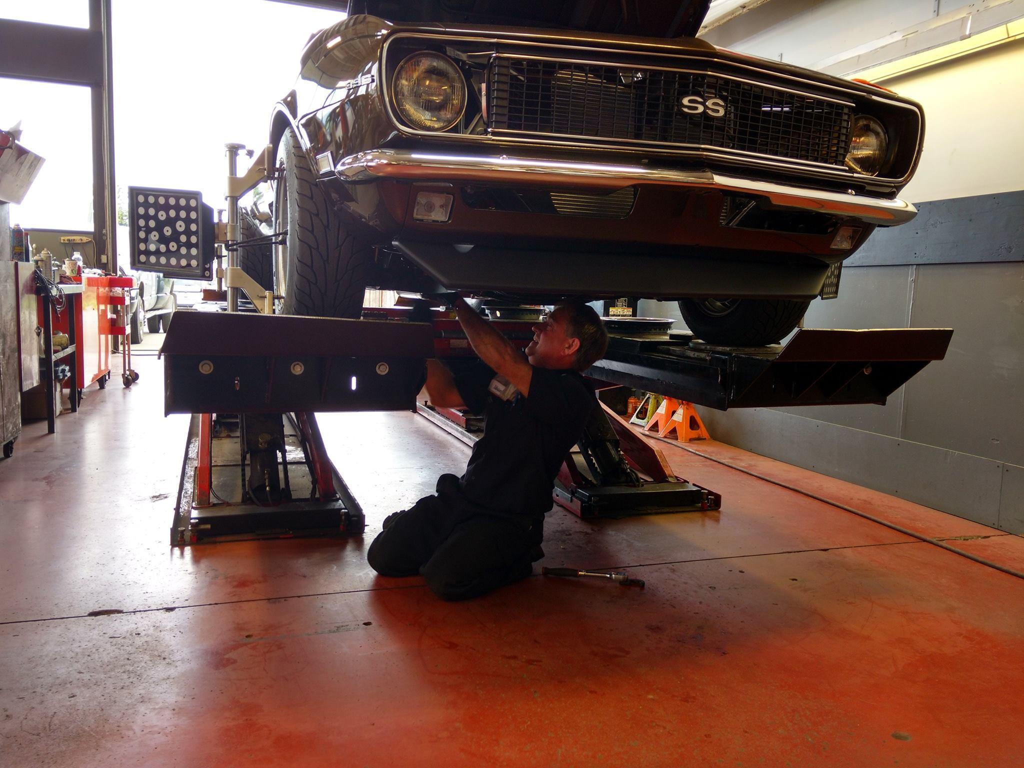 Auto repair services