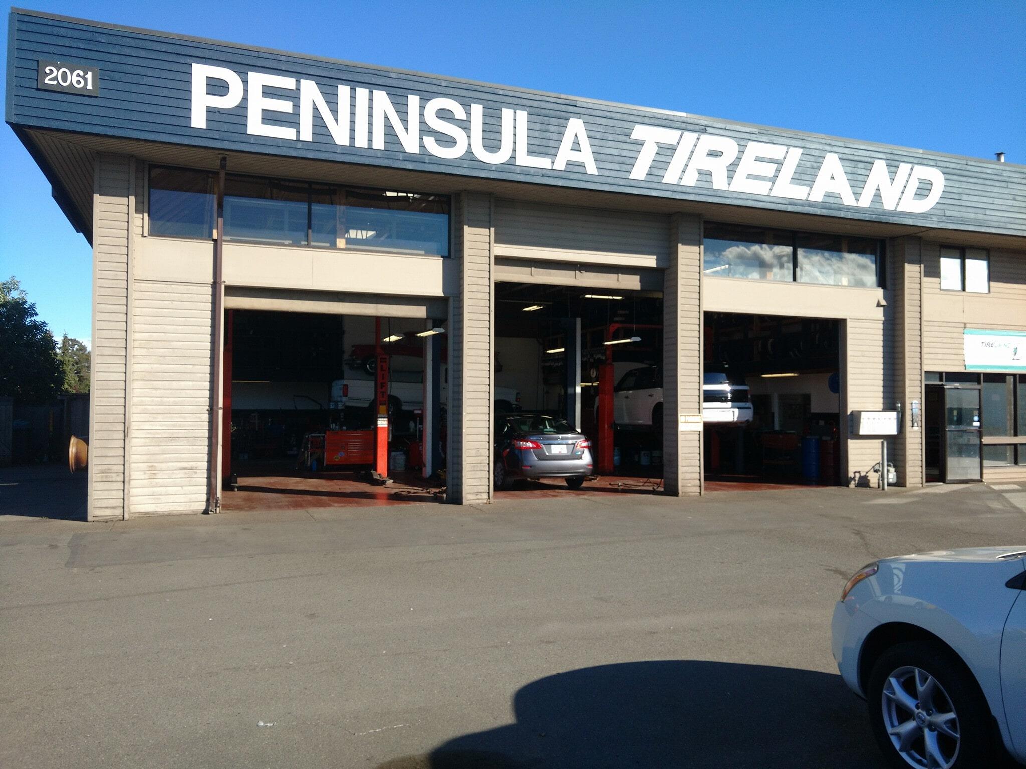 Peninsula Tireland Auto Centre