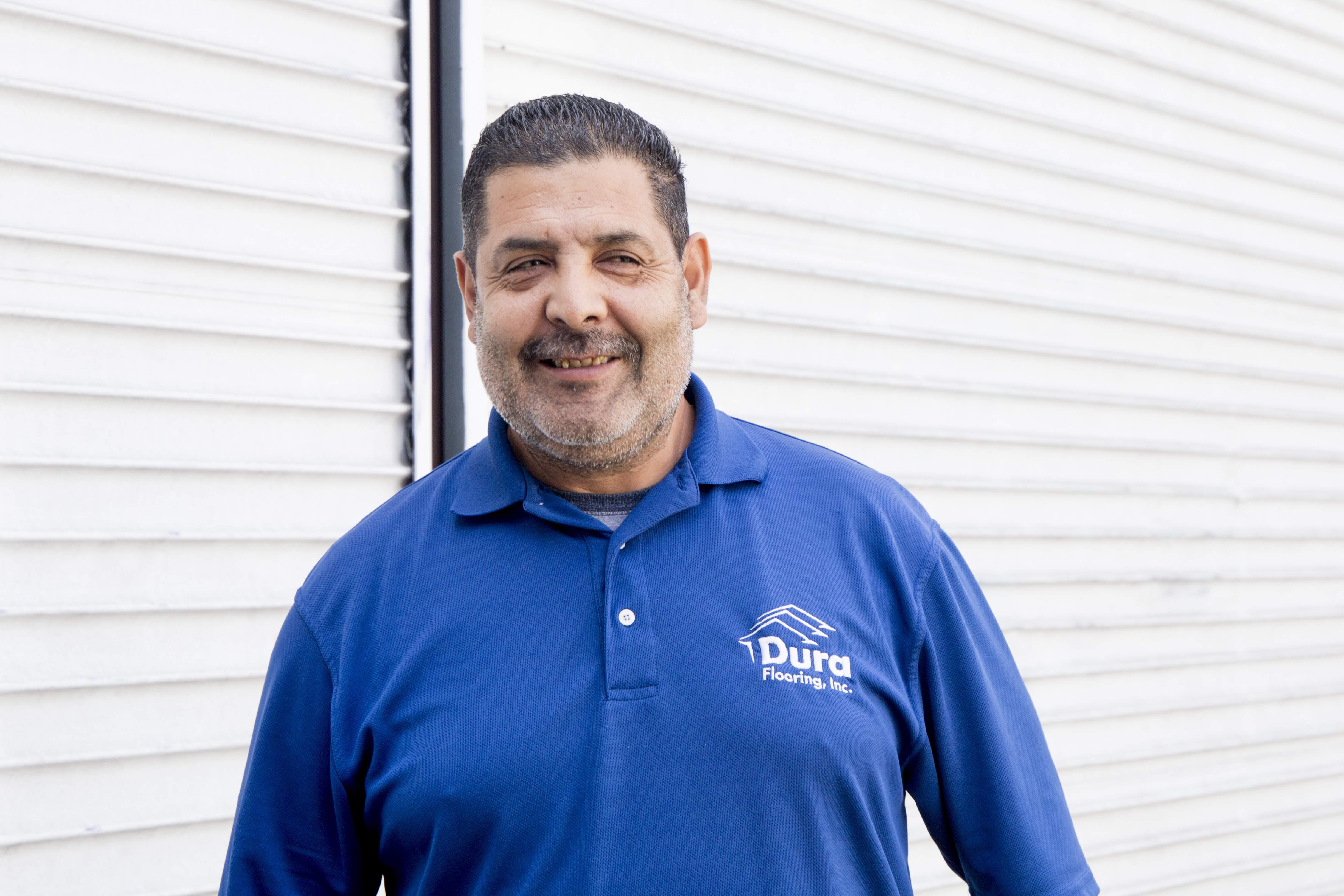 Juan, Installations Manager at Dura Flooring, Inc