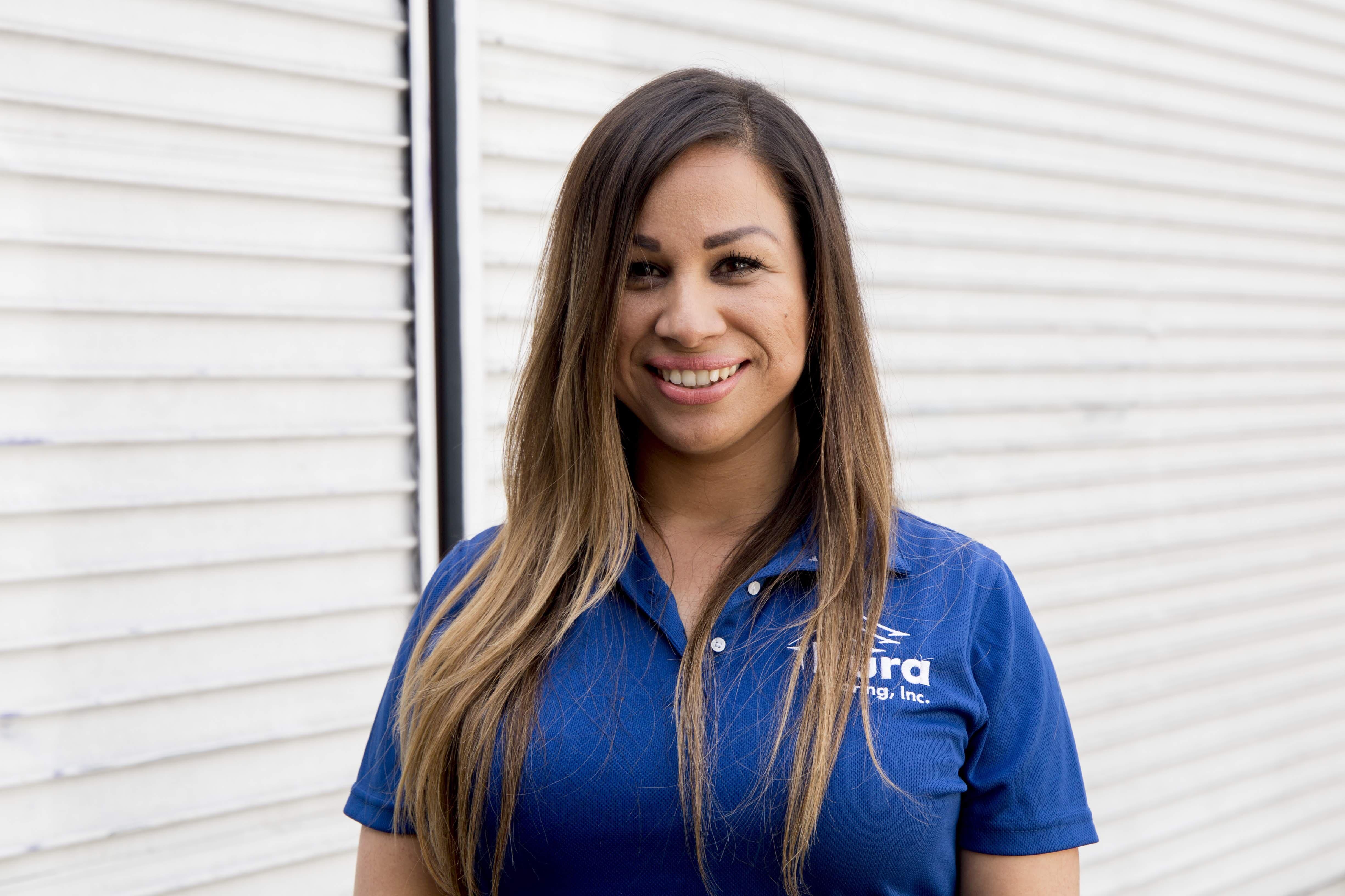 Kathy, Installations Manager at Dura Flooring, Inc