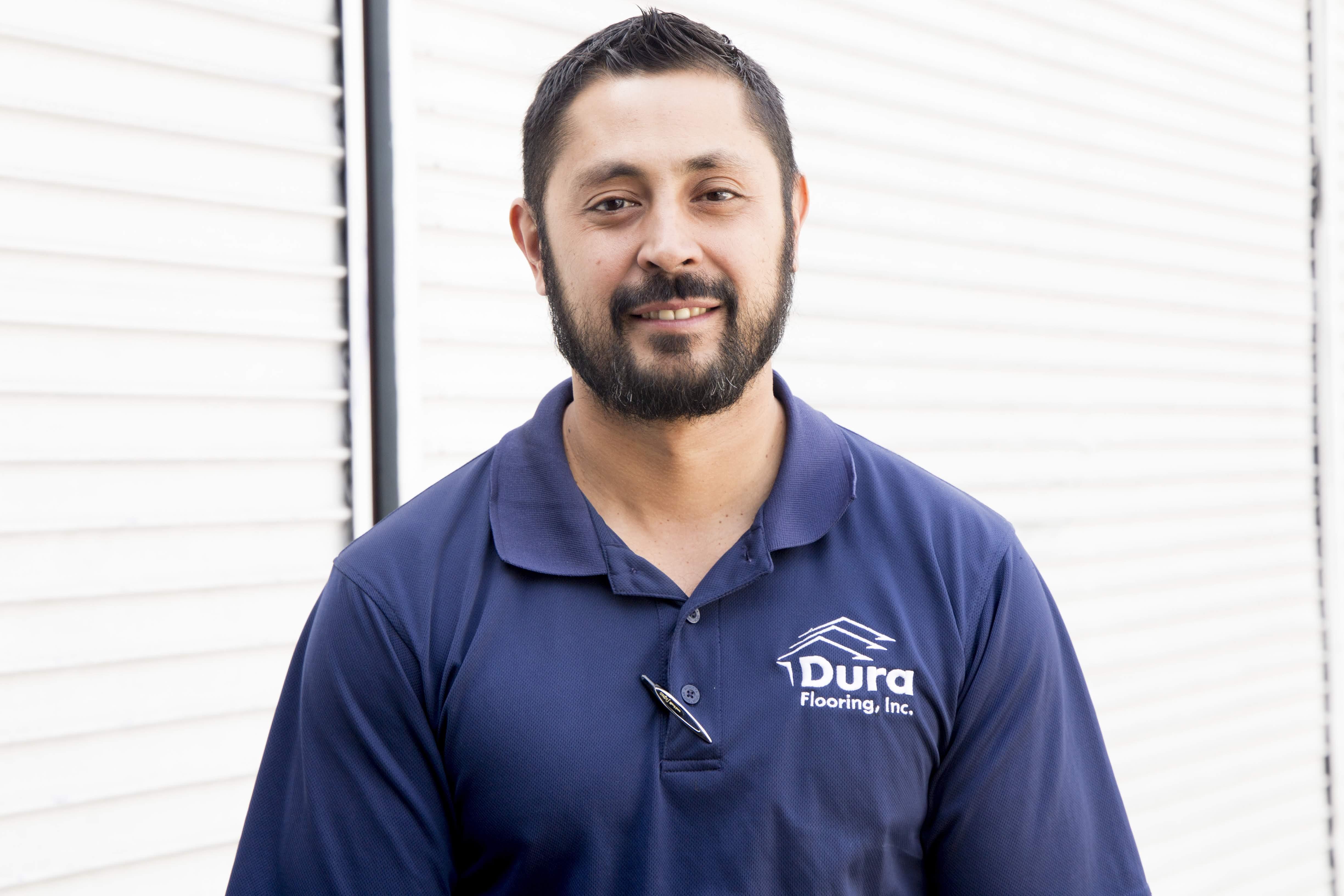 Manny, Installations Rep at Dura Flooring, Inc