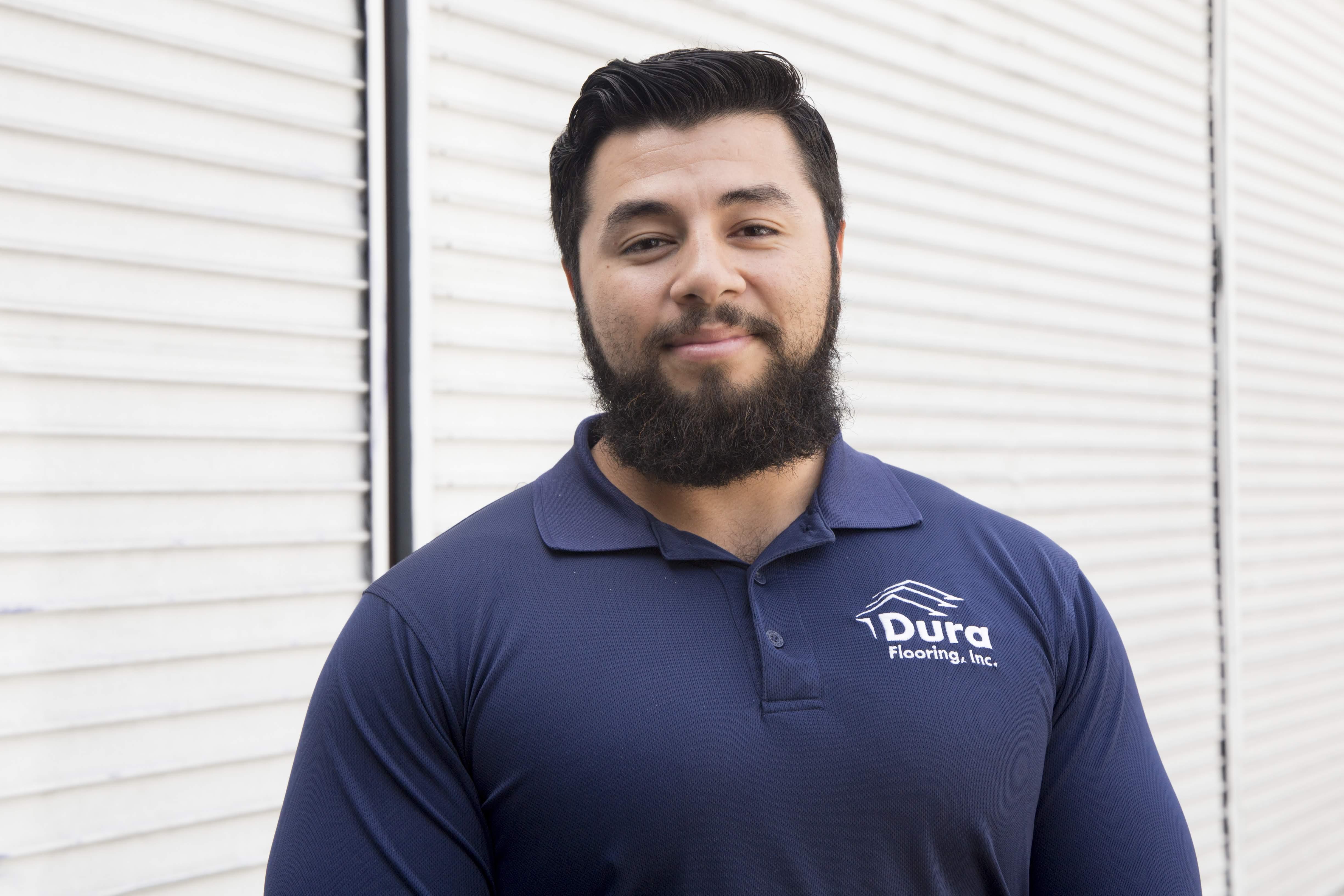 Reymundo, Installations Rep at Dura Flooring, Inc