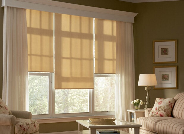 Blinds & window treatment photos in Prairieville, LA from Marchand's Interior & Hardware