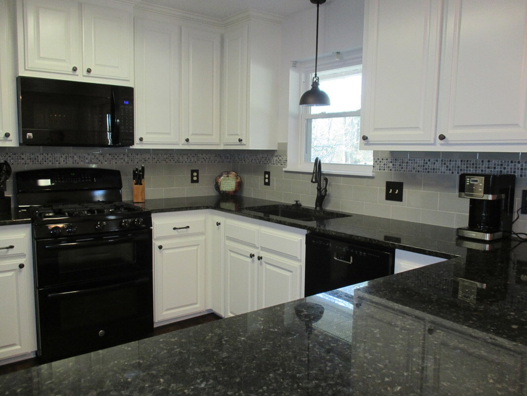 Kitchen & bath photos in Donaldsonville, LA from Marchand's Interior & Hardware