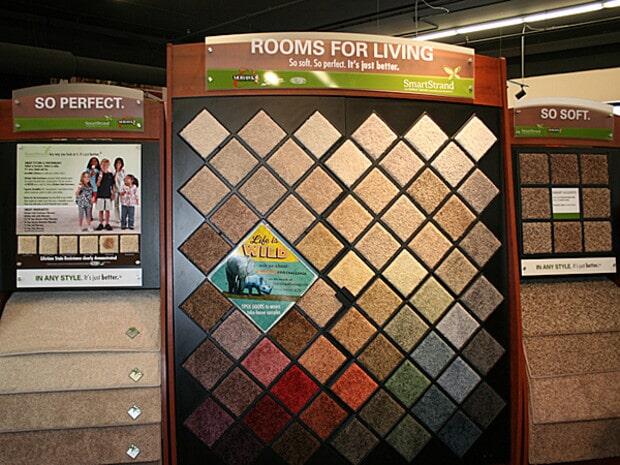 Carpet store near Racine,  WI - Quest Interiors