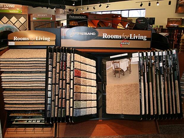 Carpet store near Omro,  WI - Quest Interiors