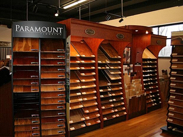 Hardwood flooring store in Oshkosh,  WI - Quest Interiors
