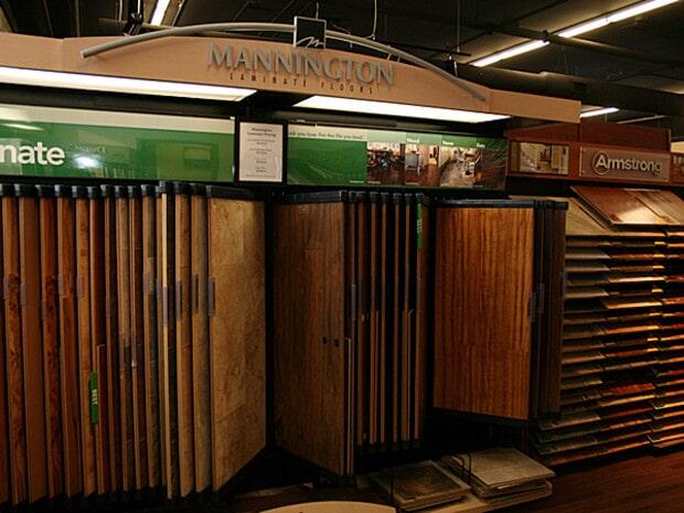 Laminate flooring store in Oshkosh,  WI - Quest Interiors