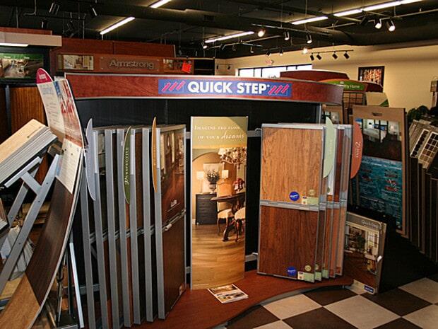 Laminate flooring store in Fond du Lac,  WI - Quest Interiors