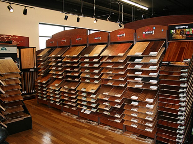Hardwood flooring store in Fond du Lac,  WI - Quest Interiors