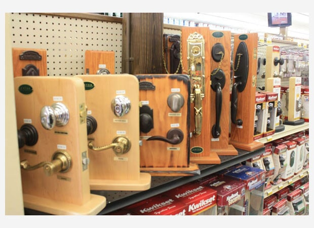 Hardware in Ascension Parish, LA from Marchand's Interior & Hardware
