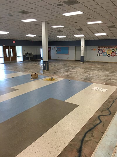 Commercial flooring in Donaldsonville, LA from Marchand's Interior & Hardware