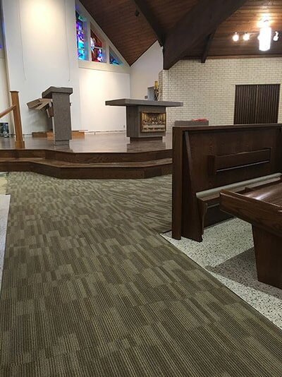 Commercial flooring in Baton Rouge, LA from Marchand's Interior & Hardware