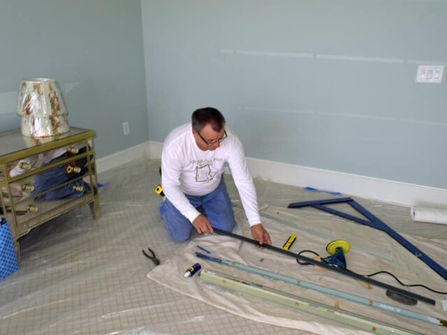Flooring installation in Mooresville, NC from Georgia Carpet & Flooring Warehouse