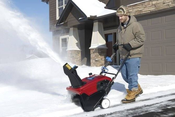 grants small motors - snow blower rentals