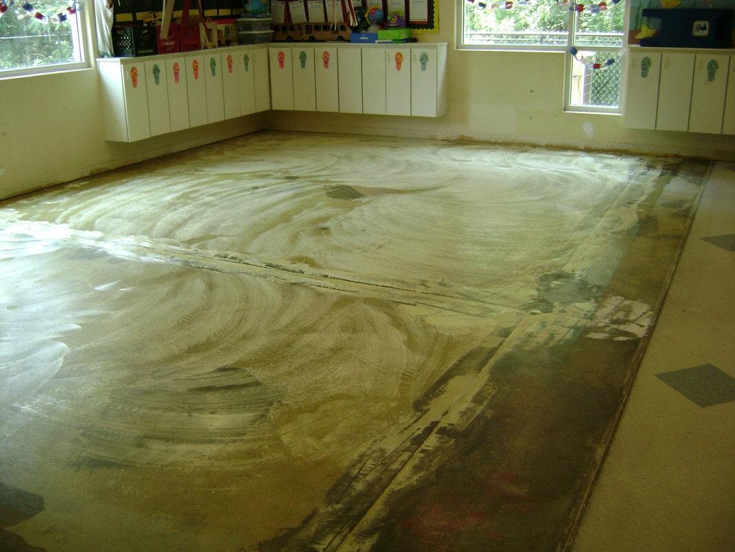 Before photos in Calera, AL from Sharp Carpet + Hardwood & Tile