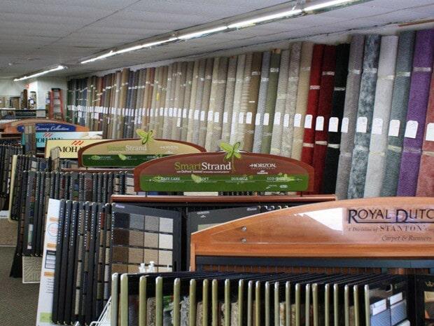 Visit Rosendale Flooring Company's showroom in Rosendale, NY