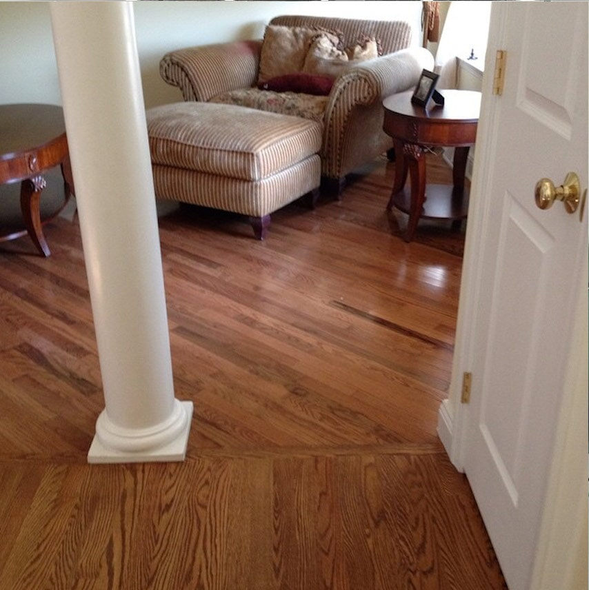 Flooring installation in Camp Hill, PA from Harrisburg Wall & Flooring