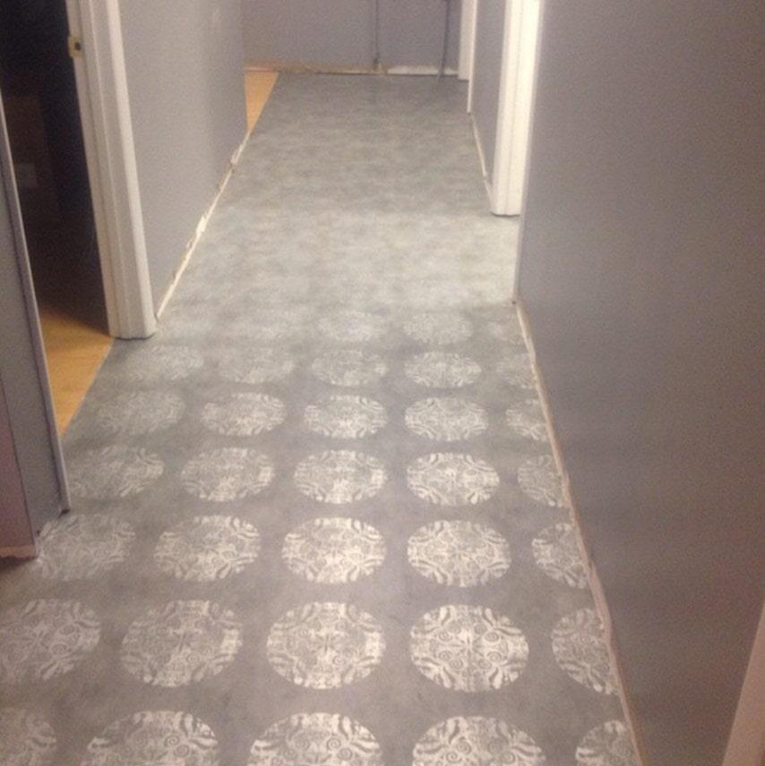 Flooring installation in Harrisburg, PA from Harrisburg Wall & Flooring