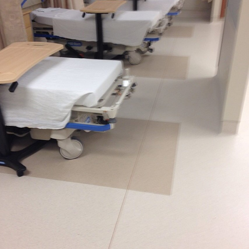 Commercial flooring installation in Camp Hill, PA from Harrisburg Wall & Flooring