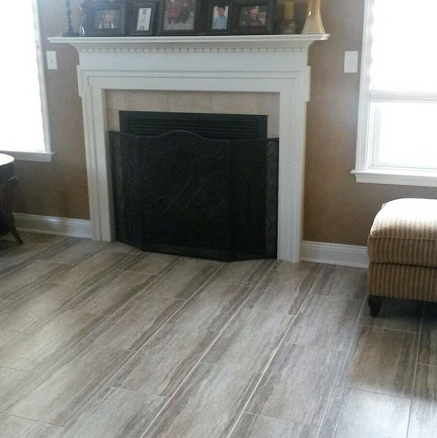 Flooring installation in Harrisburg, PA from Harrisburg Wall & Flooring