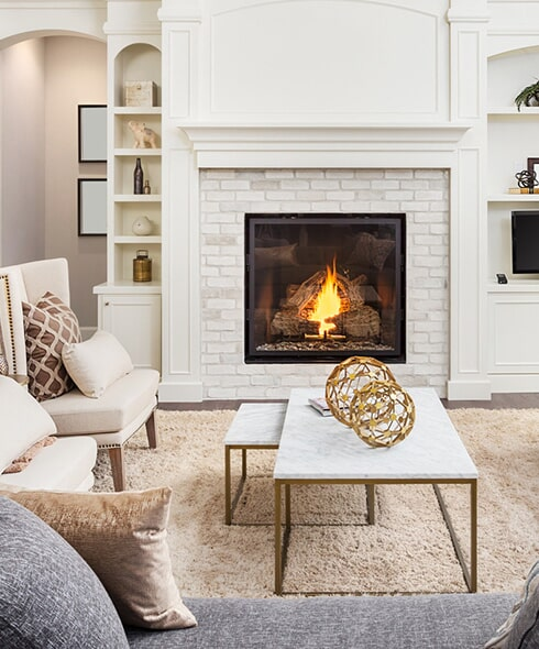 Fireplace Surrounds and Hearths in Jacksonville, FL
