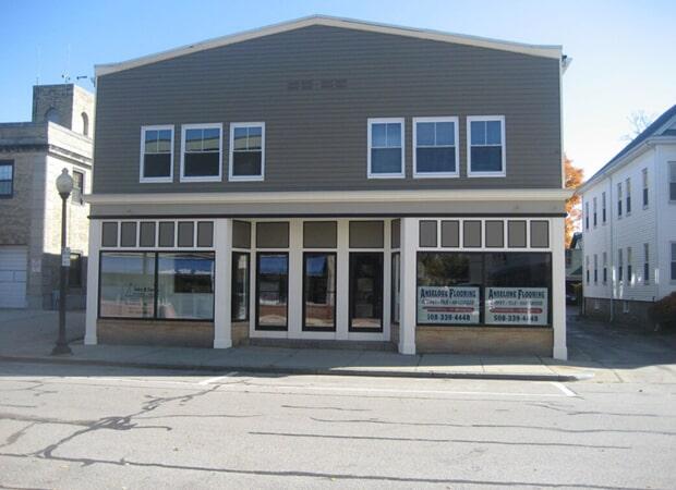 Flooring store in Mansfield,  MA - Anselone Flooring
