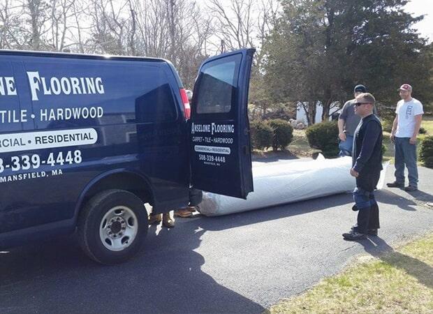 Flooring installation in Norwood,  MA - Anselone Flooring