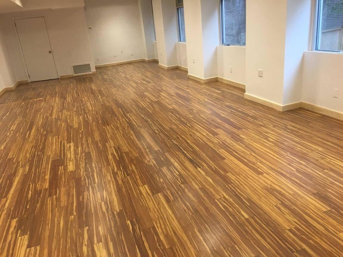 Flooring installation in Manhattan, NY from Buono's Flooring