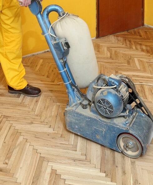 Wood Floor Refinishing in Jacksonville, FL