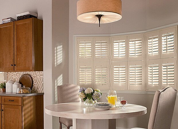 Shutters in Ft. Myers Beach, FL from Setterquist Flooring