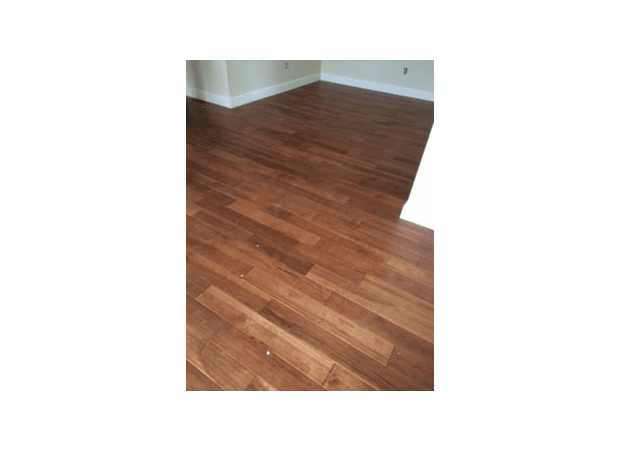 Hardwood install in Estero, FL from Setterquist Flooring