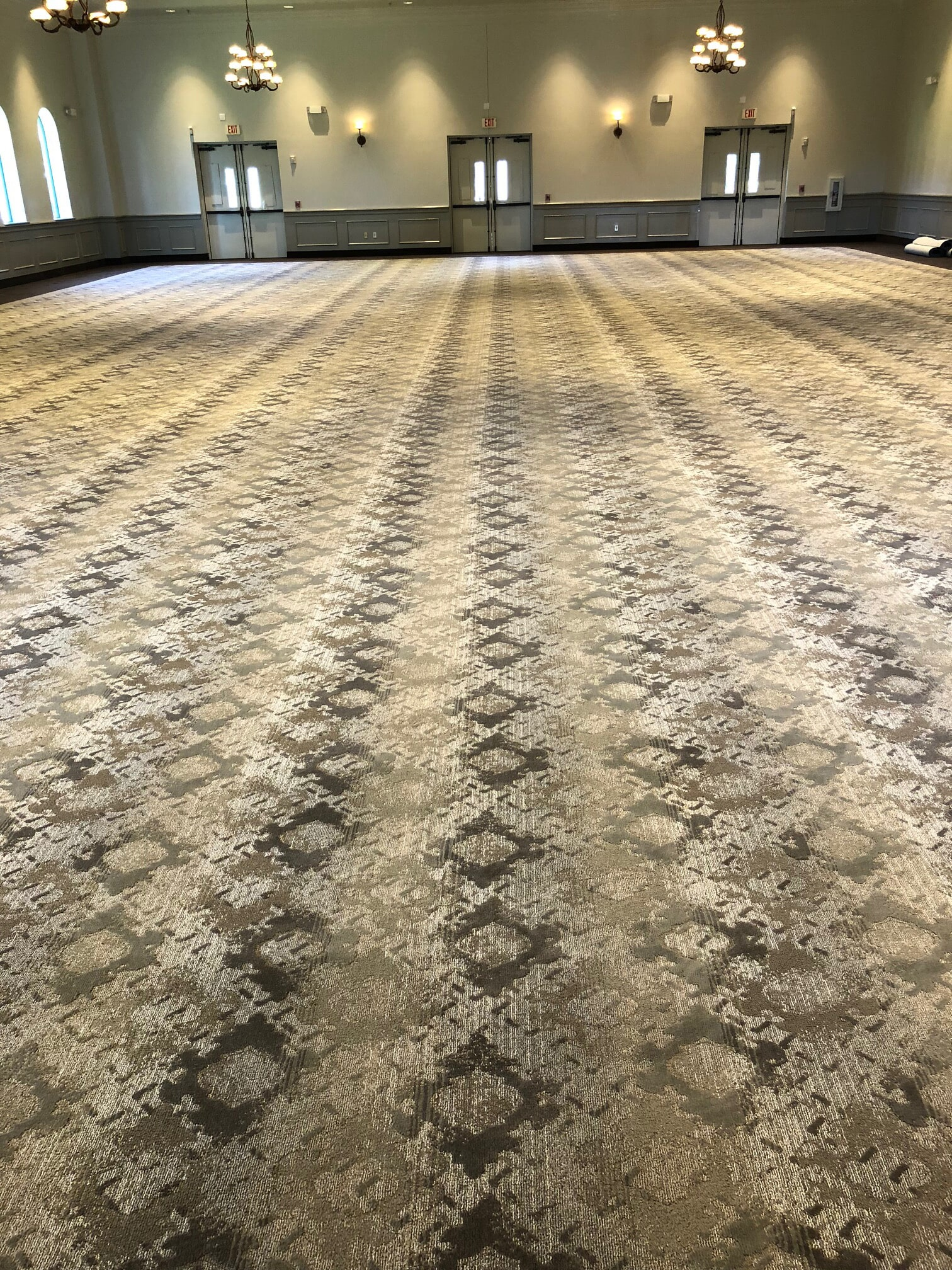 Commercial carpet from The Flooring Center in Windermere, FL