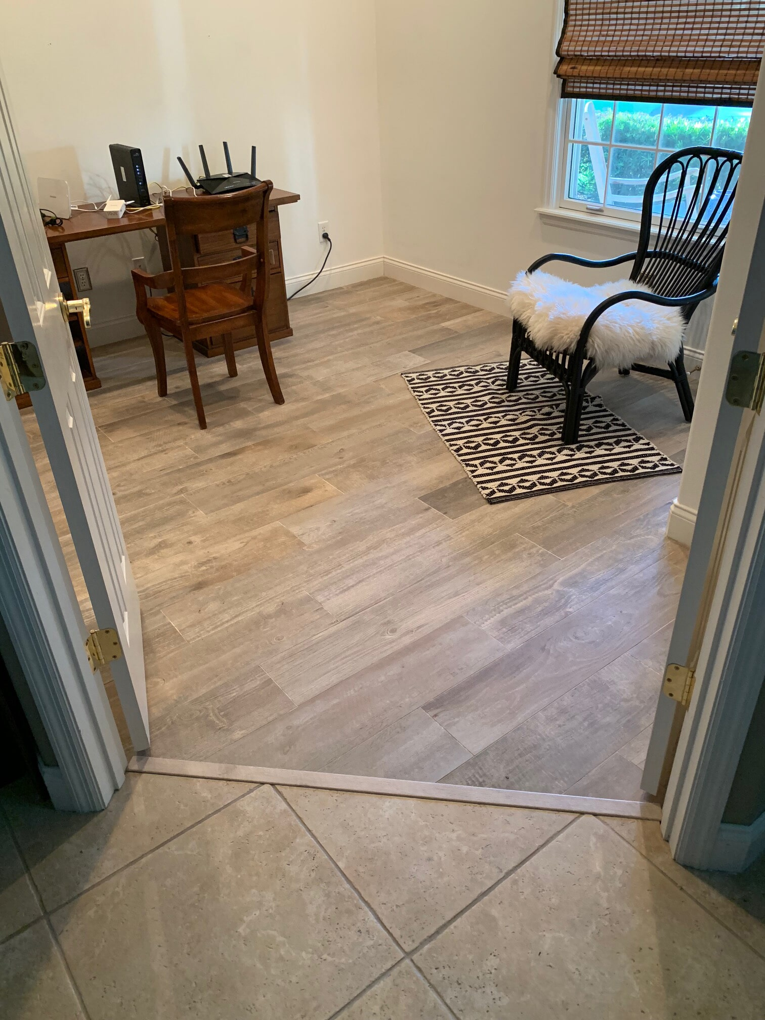 Luxury vinyl and tile flooring from The Flooring Center in Orlando, FL