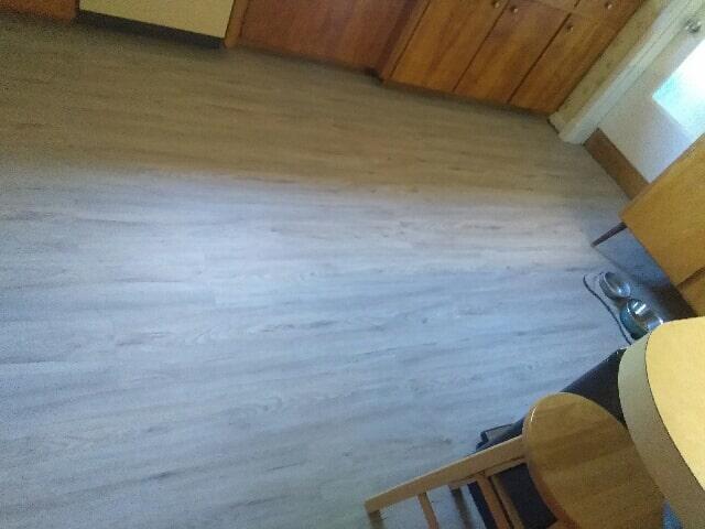 Hardwood from The Flooring Center in Sanford, FL