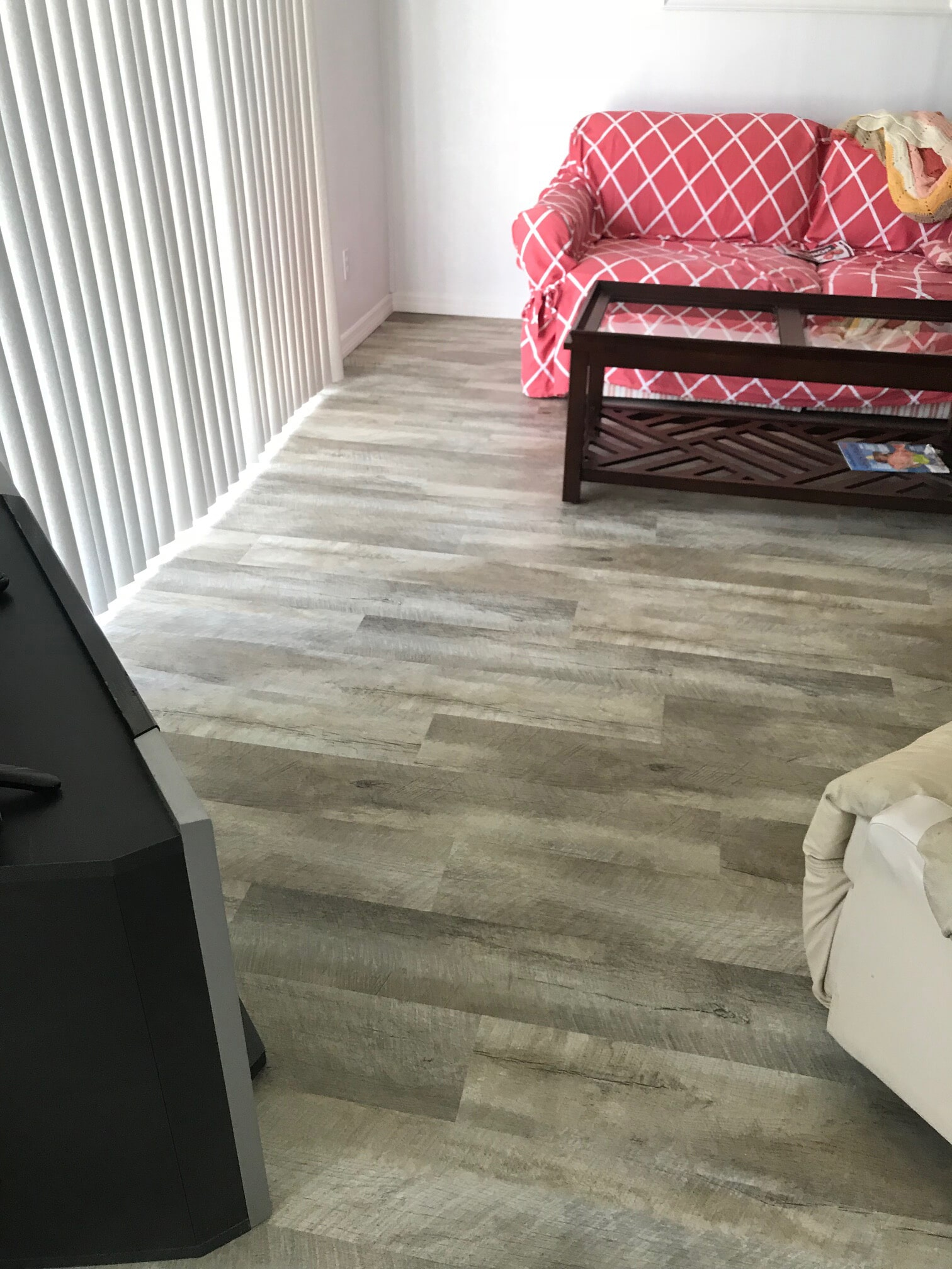 Luxury vinyl plank flooring from The Flooring Center in Windermere, FL