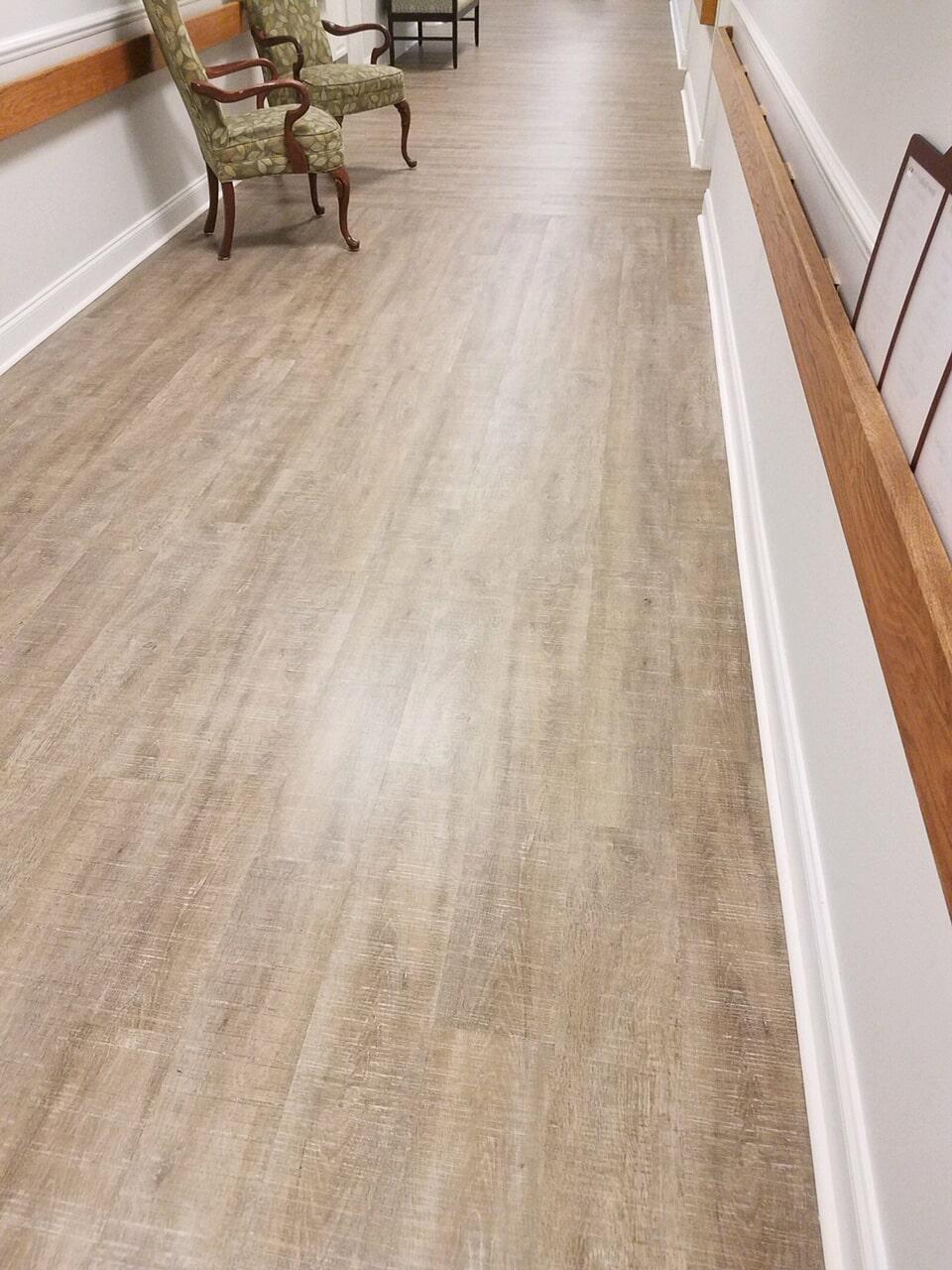Hardwood from The Flooring Center in Winter Park, FL