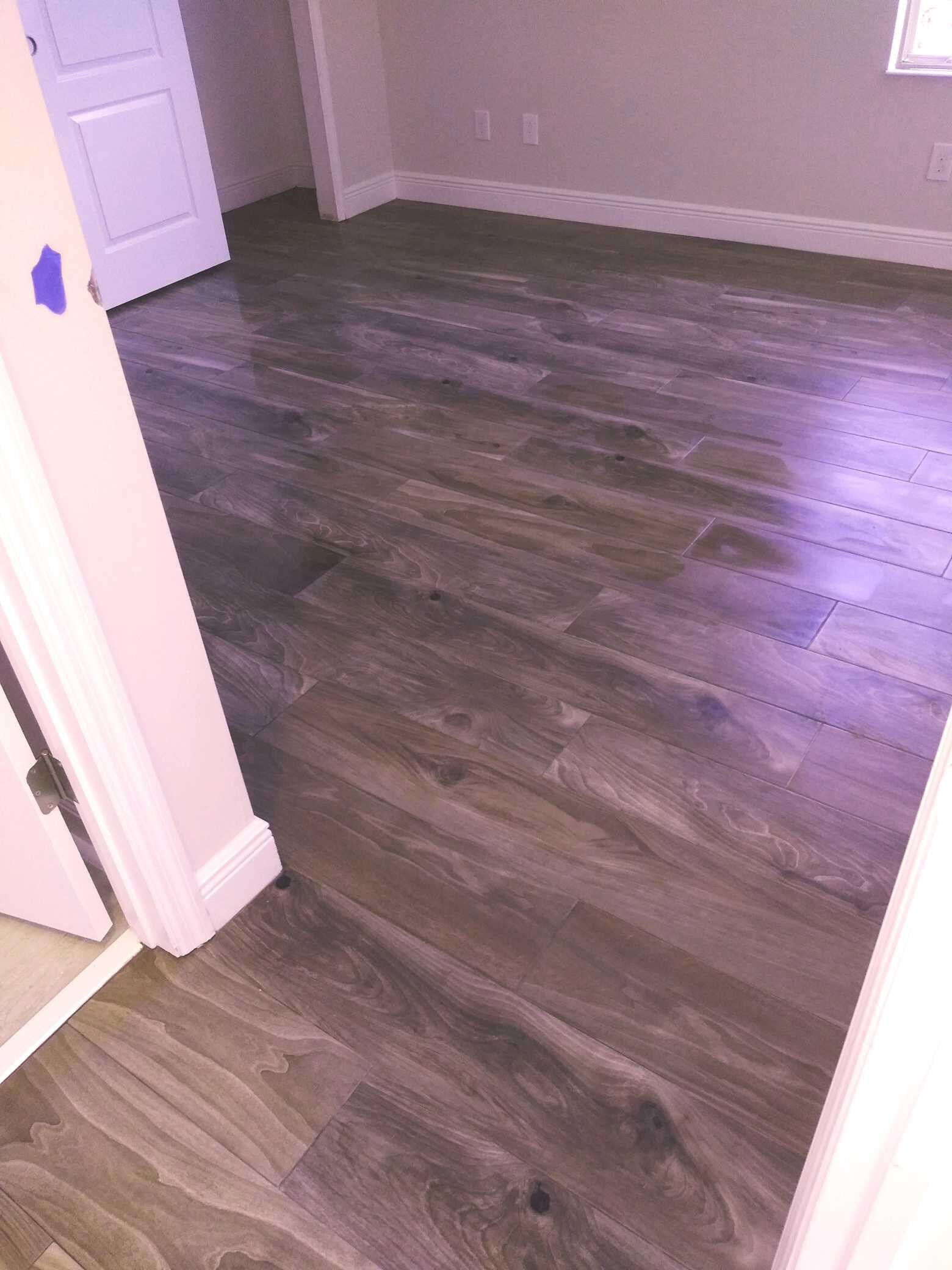 Hardwood flooring from The Flooring Center in Dr. Phillips, FL